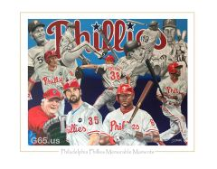 "Philadelphia Phillies ""Memorable Moments"""