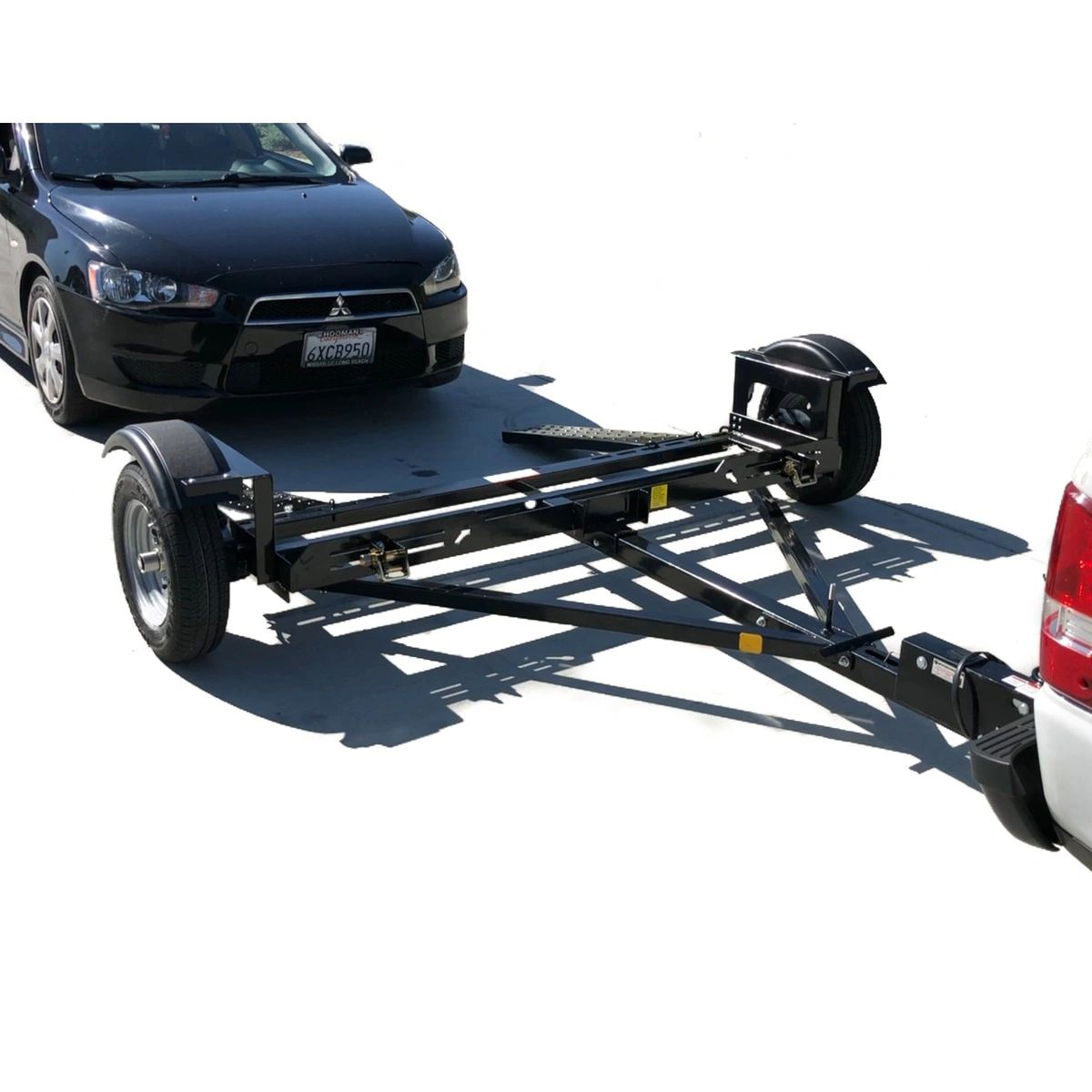 EZ-Haul Tow Dolly With Surge Disc Brakes