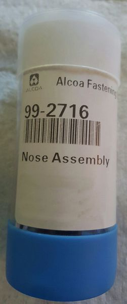 Huck Pulling Head Nose Assembly 99 2716 08 For 1 4 Quot Blind