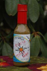 Three Pepper Garlic (5oz bottle)