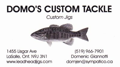 Domo's Custom Tackle