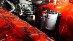 JLT 3.0 OIL SEPARATOR, DRIVER SIDE (2015-17 ECOBOOST MUSTANG) 3029D-C