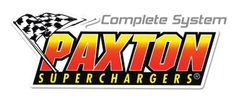 PAXTON 2010-2011 Camaro SS System w/ NOVI 1200 & A/A Charge Cooler, Satin 1101310SL