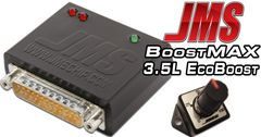 JMS Chips BoostMAX Ecoboost Performance Booster - 2010-2015 All Ford w/ 3.5L Ecoboost Engine BX600035