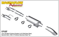 Magnaflow 2011-2014 F150 V6-V8 Off Road Pro Series 17137