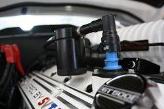 JLT OIL SEPARATOR 3.0 PASSENGER SIDE (2007-2014 GT500) 3012P-B