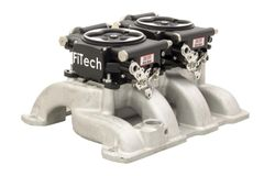 FiTech Go EFI 2 x 4 625 HP Kit Black Finish 30062