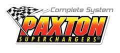 PAXTON 2005-2006 4.6 Mustang GT System w/ NOVI 2200 & A/A Charge Cooler, Satin 1001850