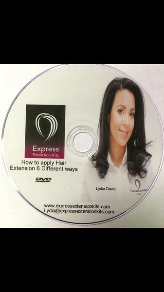 Express Extension Kits DVD