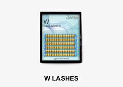 W Lashes mini