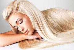 "Remy Blonde Hair 24"""