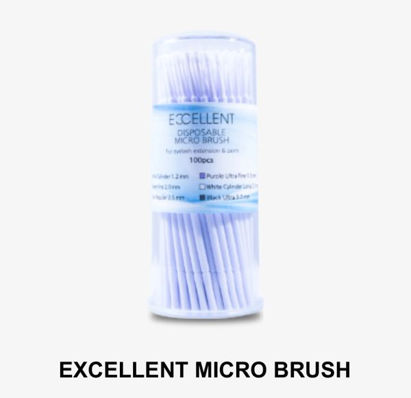 Micro brush (lint free)