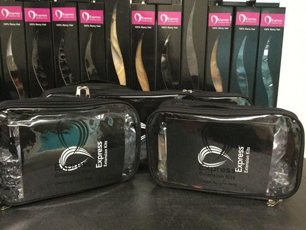 Distrubuter/instructors Express Hair Extension tool kits
