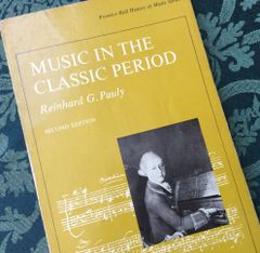 Music - Pauly - Music in the Classic Period