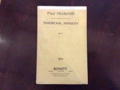 Music - Hindemith - Traditional Harmony