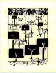 Print - Standing Ovation - copyright