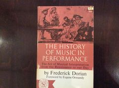 Music - The History of Music Performance