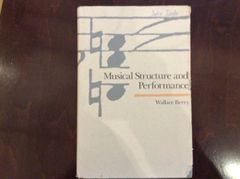 Music - Berry - Music Structure and Performance