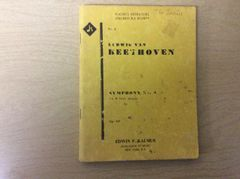 Music - Beethoven Symphony No 4 in Bb Major