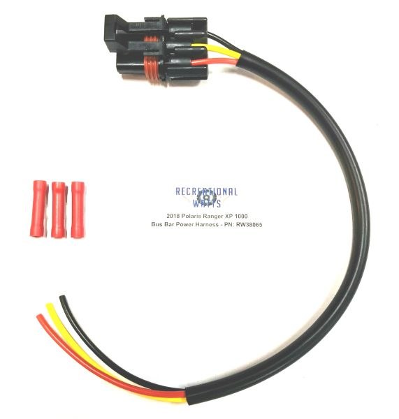 gm wiring harness connectors polaris wiring harness connectors 2018-2019 polaris ranger xp 1000 / rs1 / general accessory ... #14