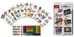 SchKIDules-Home Collection Combo (2nd Ed): 91 Activity Magnets
