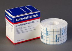 "Cover-Roll Stretch 2"" x 10 Yds. Case 12"