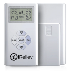 IReliev Dual Channel TENS unit