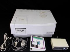 Shimadzu RF-5301PC Spectrofluorophotometer w/ Software, Helma 333,Manual, Cables