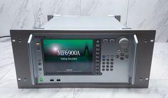 Anritsu MF6900A Fading Simulator LTE, w/ MX690000A MX690020A & Rack Bracket