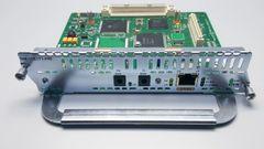 CISCO NM-1CE1T1-PRI, 2 Port Channelized E1/T1/ISDN-PRI Network Module Card