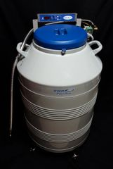VWR CryoPro Auto-Fill System AFX-PS Cryo Liquid Nitrogen Storage Tank