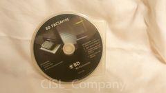 Beckton Dickenson FACSArray Literature CD Disc
