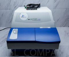 PerkinElmer Wallac Victor Light 1420-061 w/ ARCNET Card & Cables PM Completed