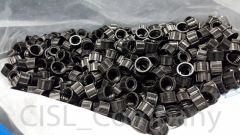 Thermo Chromacol 12-SC Black Open Top Screw Caps 400 QTY