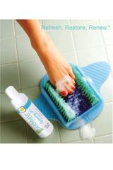FootMate® Foot Scrubber Shower Mat