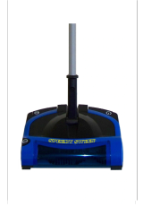 SPEEDY SWEEP® Sweeper | Cordless Floor Sweeper