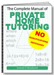 Private Home Tutor Manual