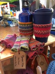Bottle and Cup Cosies