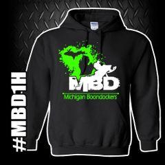 MBD Mitten Hoodie