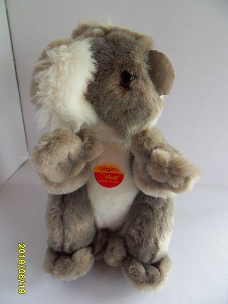 Steiff Koala Bear Ids Stuffed Animal Made In Germany 2389 Steiffsrus