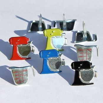 Baking Brads (Mixer & Measuring Cup) by Eyelet Outlet