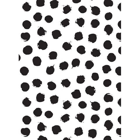 "Blotted Dots Background Embossing Folder (4.25""x5.75"") by Darice"