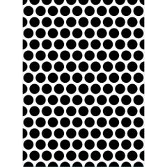 "Large Dots Embossing Folder (4.25""x5.75"") by Darice"