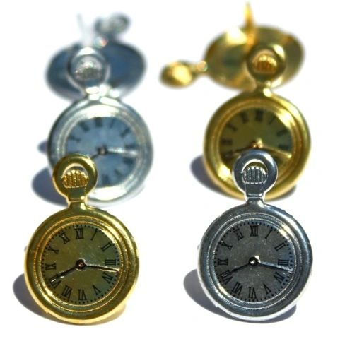 Pocket Watch brads (12pcs) by Eyelet Outlet
