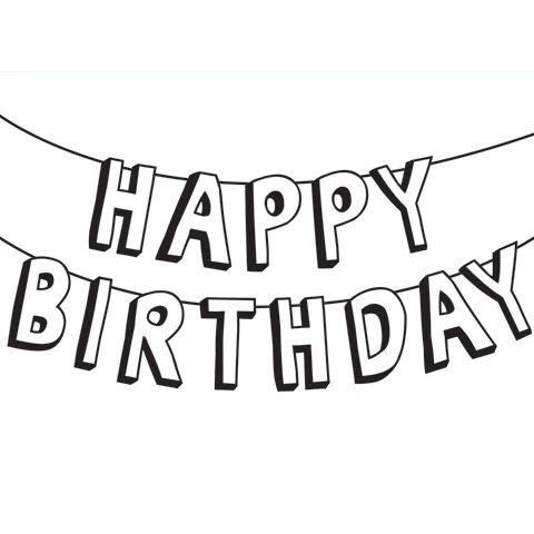 "Happy Birthday Embossing Folder (4.24""x5.75"") by Darice"