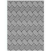 "Basket Weave Embossing Folder (5"" x 7"") by Darice"