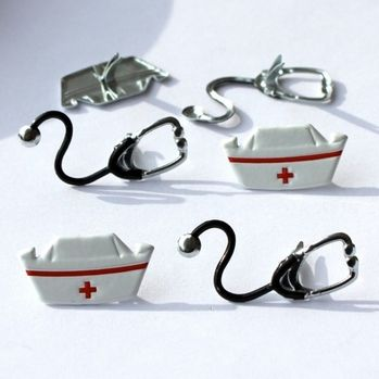 Nurse Brads by Eyelet Outlet