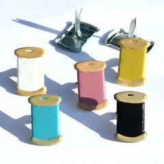 Coloured Spooled Thread by Eyelet Outlet