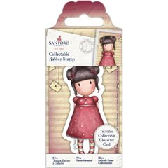 No. 54, Sweetheart Gorjuss Mini Stamp by Santoro