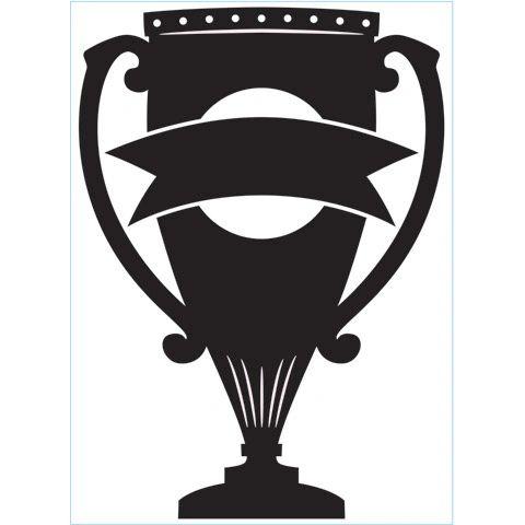 "Trophy Embossing Folder (4.24""x5.75"") by Darice"